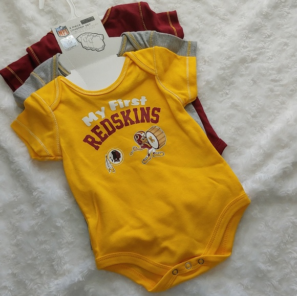REDSKINS Apparel ~ Infant Girl 2-Piece set with Tutu ~ 3//6 Months ~ NWT